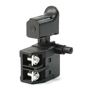 Repair Prat Manual Operation Locking SPST NO. Trigger Switch
