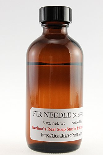 Garimo's Real Soap Studio Essential Oil Fir Needle (Siberian)