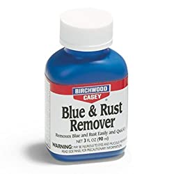 Birchwood Casey Blue and Rust Remover (3 Ounce) by Birchwood Casey