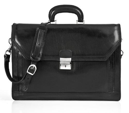 Alberto Bellucci ABTL10026 Verona Capri Briefcase