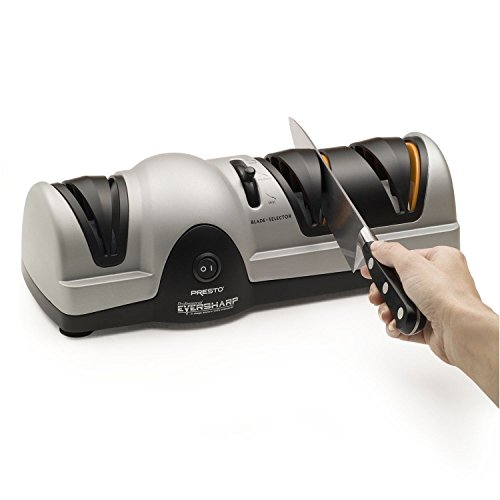 Sharpener Electric Knife Chef S Hone New Stage Kitchen Presto Professional Model
