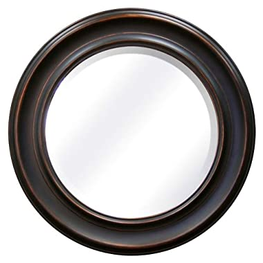 "Product Image Oil Rubbed Bronze 26"" Round Oil Rbd Brnz Cir - 26"""