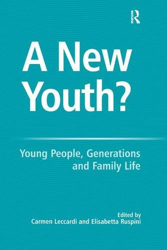 A New Youth?: Young People, Generations and Family Life