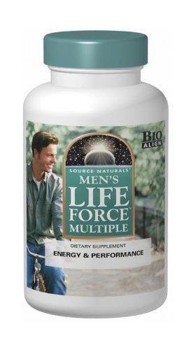 全面丰富的男士补品,Source Naturals 生命力综合营养素 180片图片