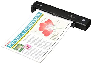 Canon P-208 imageFORMULA Personal Document Scanner