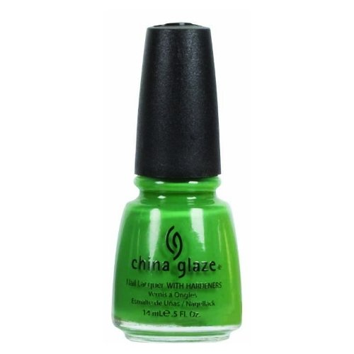 CHINA GLAZE Nail Lacquer - Anchors Away - Starboard