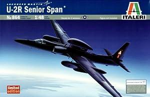 U2R Senior Span High-Altitude Recon Aircraft 1/48 Italeri