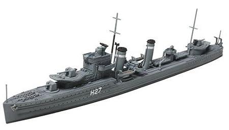 T2M - 31909 - Tamiya - Maquette Plastique à Assembler - Destroyer Britannique - Echelle 1/700