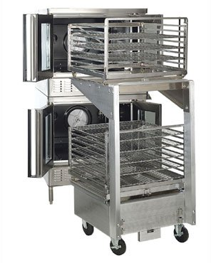 Blodgett Roll-In Convection Oven Double Dfg100 Double Ri