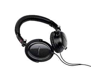 Phiaton MS 400 Premium Carbon Fiber Headphones (Black) (Discontinued by Manufacturer)