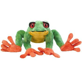 TY Beanie Baby - PANAMA the Tree Frog