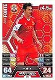 Match Attax 2013/2014 - Southampton F.C- #240 Jose Fonte Base Card