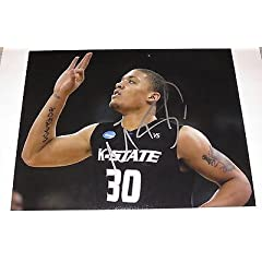 Signed Michael Beasley Photo - 11x14 Autograph Kansas State Phoenix Suns Coa B -... by Sports Memorabilia