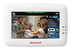 Honeywell Ademco TUXW Tuxedo Touch Controller, White (6280i)