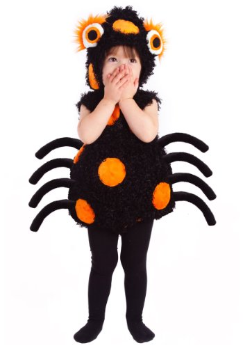 Baby Boys' Cutesy Spider Costume