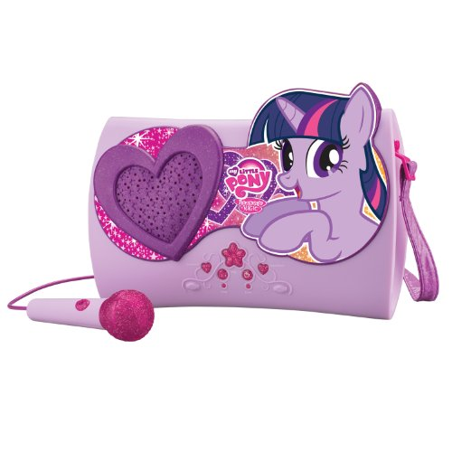 My Little Pony Carry And Sing Along Boombox