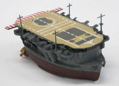 ちび丸艦隊シリーズNo.22 ちび丸艦隊 龍驤 色分け済み プラモデル