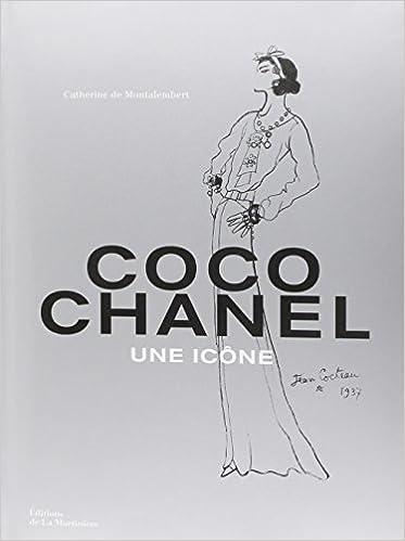 livre coco chanel une icone