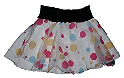 Wise Guys Party Wear Designer Skirt for Baby Girls (09 to 12 Months) SKIRT4