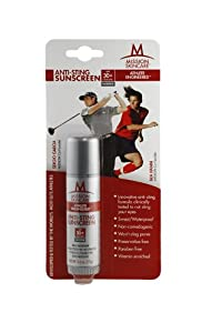 MISSION Skincare Anti-Sting Sunscreen SPF 30+ Facestick, 0.6-Ounce  Unit