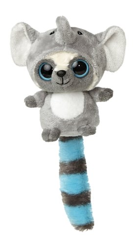 "Aurora World YooHoo & Friends Wanna Be Elephant Plush, 5"" Tall - 1"
