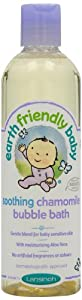 Earth Friendly Baby 300 ml Chamomile Bubble Bath - 2-Pack