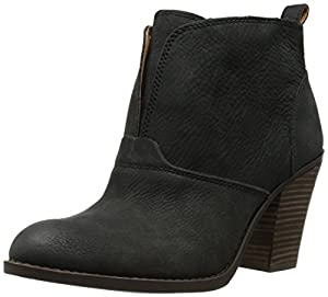 Lucky Women's Ehllen Boot, Black, 8.5 M US