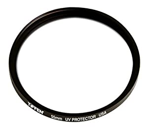 Tiffen 55mm UV Protection Filter $5.91