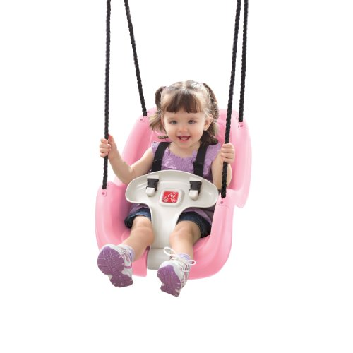 Step2 Infant to Toddler Swing, Pink