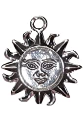The Sun Charm for Health, Wealth and Happiness Power Amulet Talisman