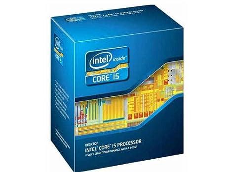 Intel Core i5-3470 Processeur 3,2 GHz, socket 1155, cache de 6 Mo, 77 W