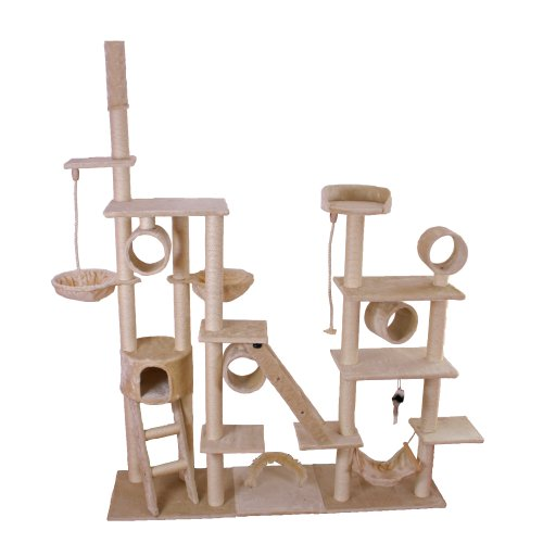 Cat tree cat island cat dream island beige