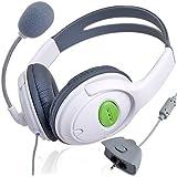 Stereo Headset Kopfhörer mit Mikrofon für Xbox360 LIVE