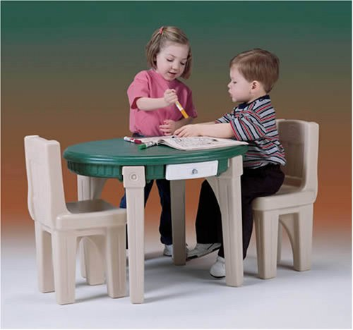 Step 2 Lifestyle Dining Room Table And Chair Home Design
