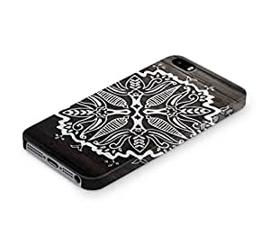 Cover Affair Pattern Printed Back Cover Case for Apple iPhone 4