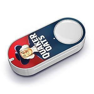 Quaker Dash Button from Amazon