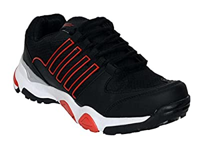 Adventurzz Addoxy Rider-9 Men Black Sport Shoes