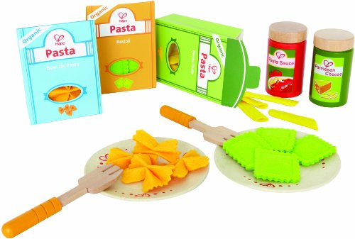 Hape - Playfully Delicious - Pasta Set - Play Set front-10640