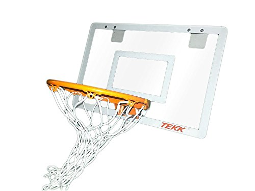 Tekk Nate Robinson Monster Jam Mini Hoop, 12 x 18-Inch (Just In Tyme Sports Mini Hoop compare prices)
