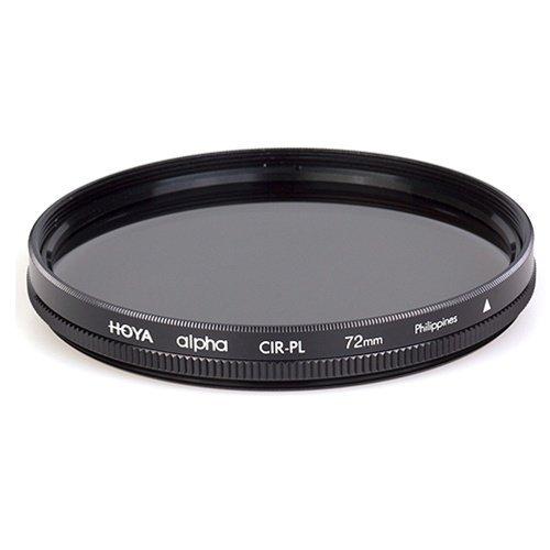 Hoya 77mm Alpha Circular Polarizer Glass Filter