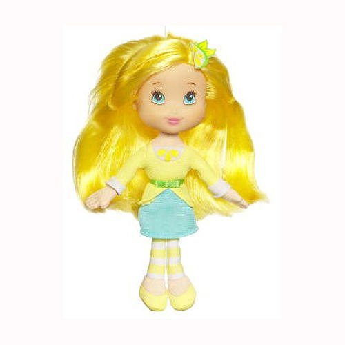 Strawberry Shortcake Hasbro Mini Soft Doll Lemon Meringue - 1