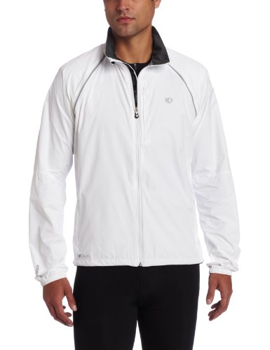Buy Low Price Pearl iZUMi Men's Elite Barrier Covertible Cycling Jacket (CLJKCJ-130-10-1)