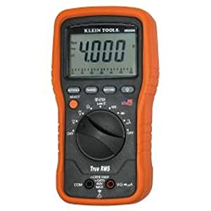 Klein Tools MM5000 Electrician's TRMS Multimeter