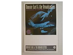 Ronnie Earl and the Broadcasters Poster