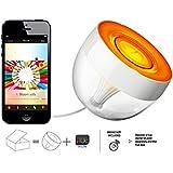 Philips 915004462101 Hue Lampe Connectée Living Colors Iris Hue Lumière Pilotable Via Smartphone