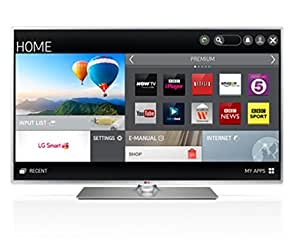 LG 42LB580V 42-inch Widescreen 1080p Full HD Wi-Fi Smart TV with Freeview HD (discontinued by manufacturer)