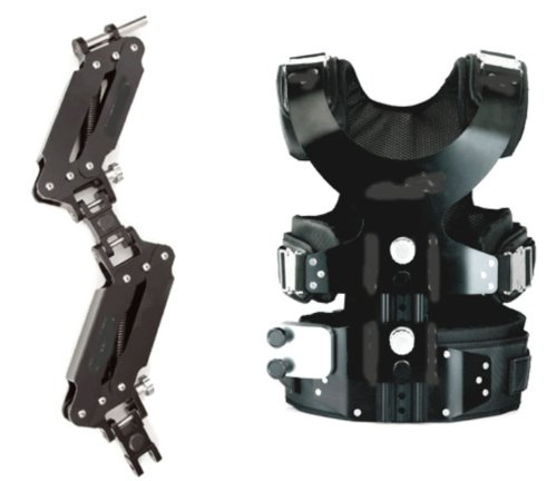 Professional VEST ARM II Video camera Support Stabilizer fluid range of motion up to 30 inches