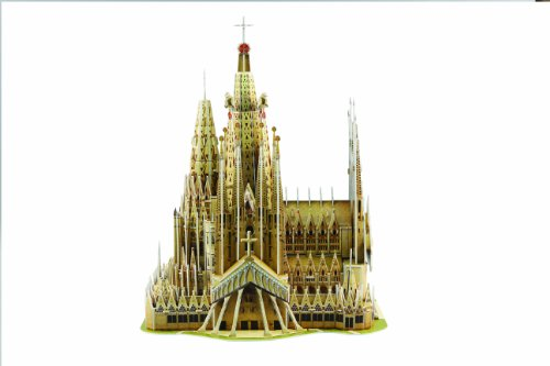 "POP Out World - World Architecture Series ""The Sagrada Familia - Barcelona"""