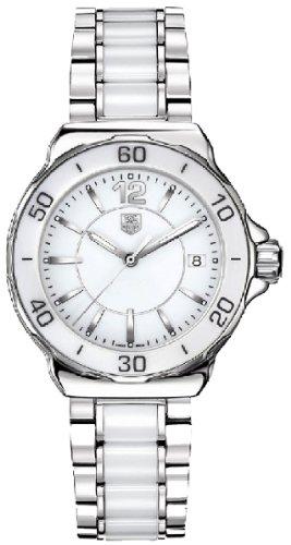 Tag Heuer New Tag Heuer Formula 1 Lady Ceramic Quartz Watch Wah1211.ba0861