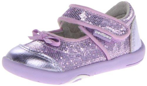 Pediped Grip Ines First Walker (Toddler),Lavender,19 Eu (4-4.5 M Us Toddler) front-1070596